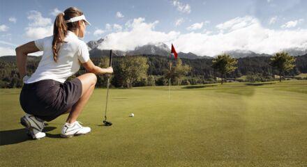 Golf mit Genuss