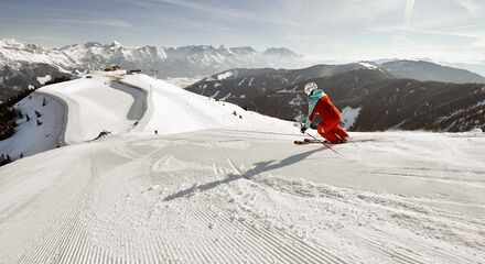 Skifahren mit Genuss