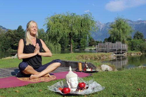 Yoga am See mit Claudia - Hotel Ritzenhof