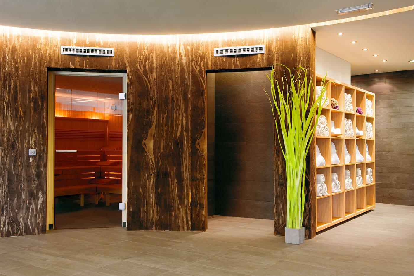 modernes designhotel in sterreich architektur des wellnesshotels ritzenhof salzburg. Black Bedroom Furniture Sets. Home Design Ideas