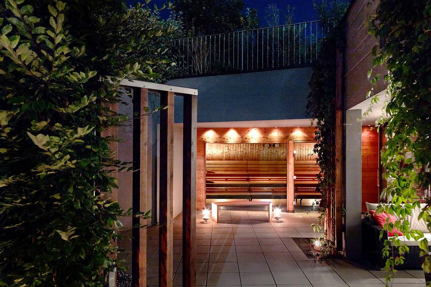 Modernes designhotel in sterreich architektur des for Modernes wellnesshotel
