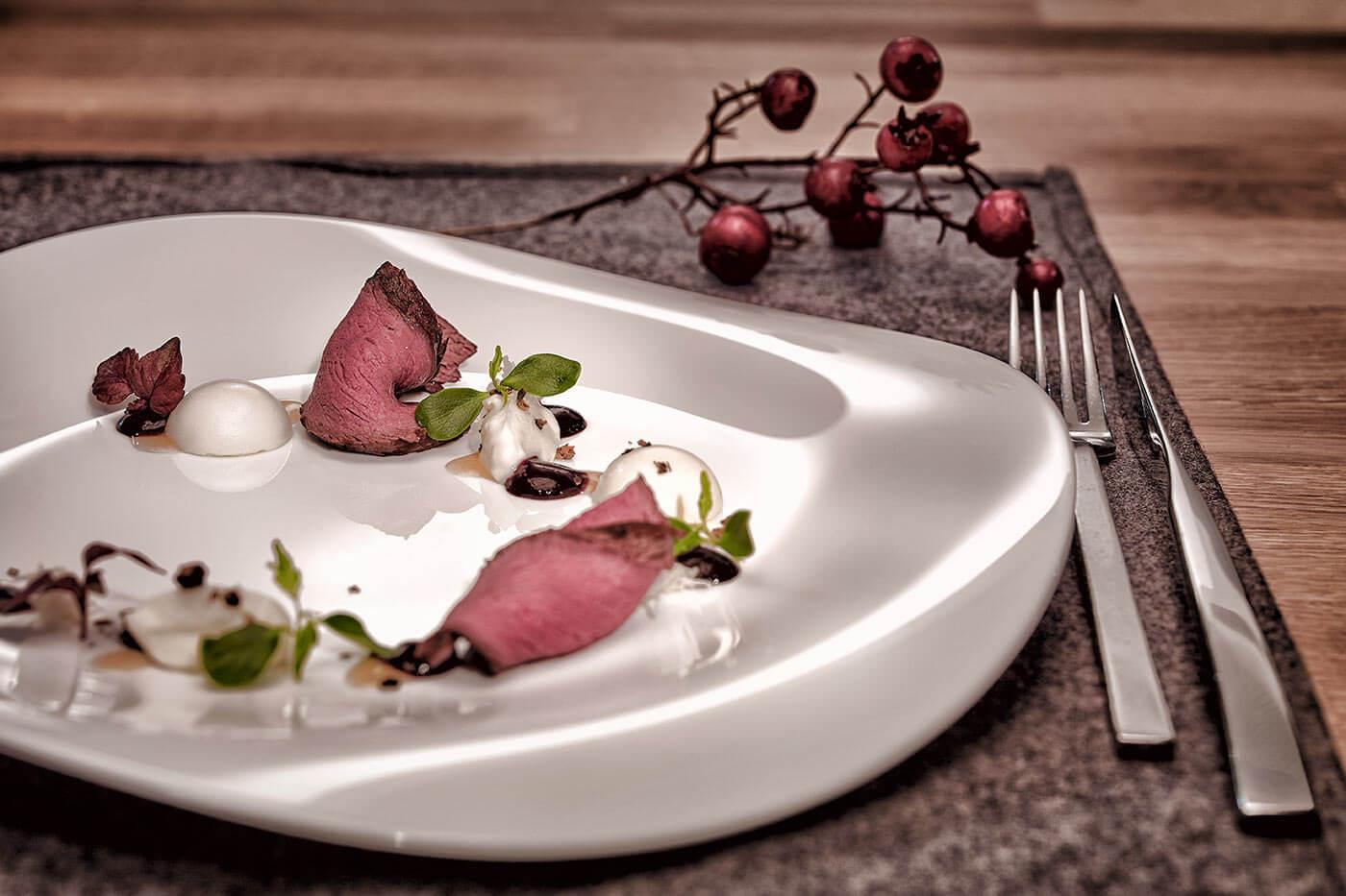 Alpine Cuisine - die Kulinarik im Wellnesshotel Ritzenhof